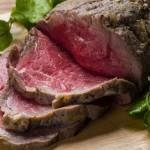 冷凍肉でローストビーフを美味しく作るコツと作り方
