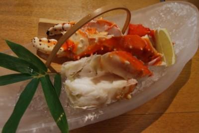 タラバガニの解凍に レンジをうまく使う方法 冷凍ボイルガニ編