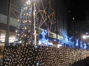 クリスマスホテル