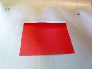 クリスマス折り紙ブーツ2