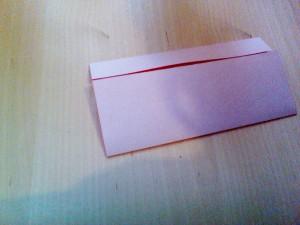クリスマス折り紙ブーツ3