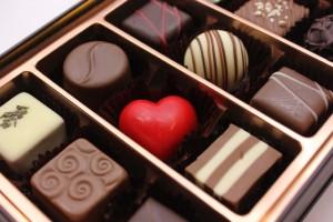 バレンタイン 自分チョコ