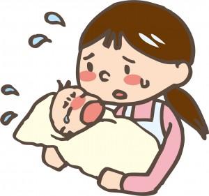 熱 赤ちゃん