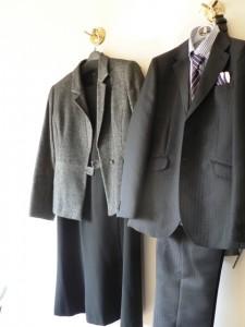 卒園式 父親 服装
