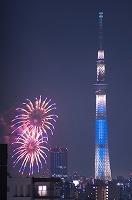 隅田川花火大会の第一会場と第二会場のおすすめスポット 混雑の時間帯は?