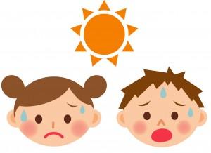 熱中症 子供 対策