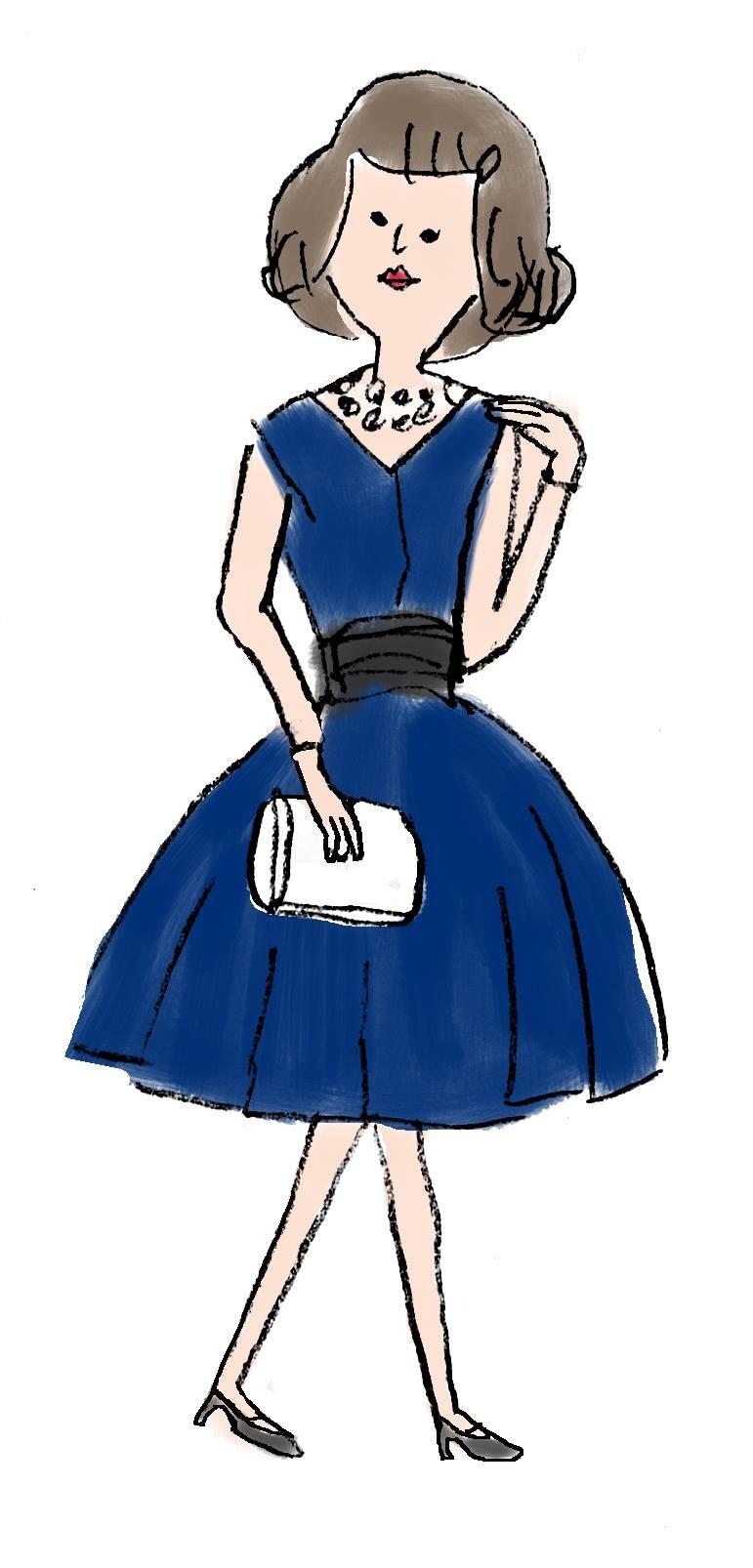 結婚式の服装 親族女性で既婚で洋装なら?コサージュ&アクセサリー