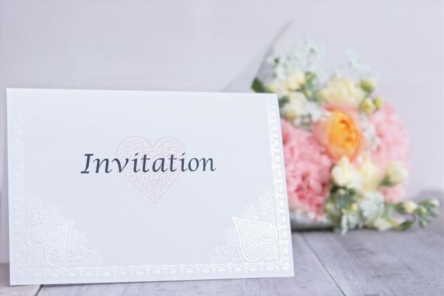 結婚の招待状の返信の書き方 横書き編 連名やメッセージはどうする?