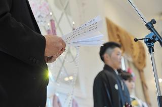 結婚式で行う余興の挨拶マナー☆これだけは押さえたい友人代表挨拶