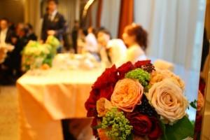 結婚式 親族紹介