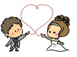 結婚式 招待状作成