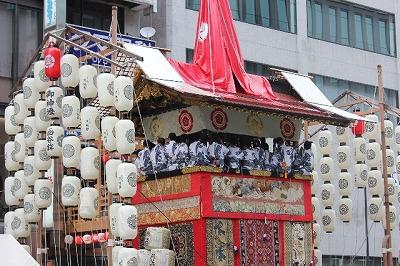 京都の祇園祭の日程は?先祭りと後祭りって?おすすめの見所について