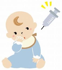 赤ちゃん 2ヶ月 予防接種