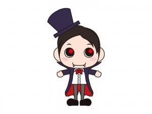 ハロウィン仮装男の子
